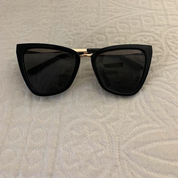 Quay Australia Reina Cat Eye Sunglasses!